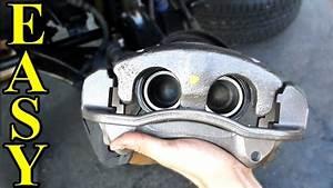 How To Replace A Brake Caliper