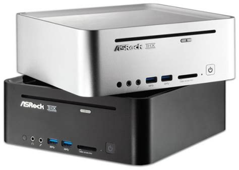 Asrock Vision 3d 252b Nettop, Perfect Alternative To Apple