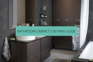 Buying Guide For Bathroom Cabinets