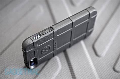 magpul iphone 5 magpul field for iphone 5 review gadgetmac