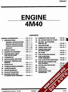 Mitsubishi Ebook Soft   Service Manual  Mitsubishi 2 8 Tdi