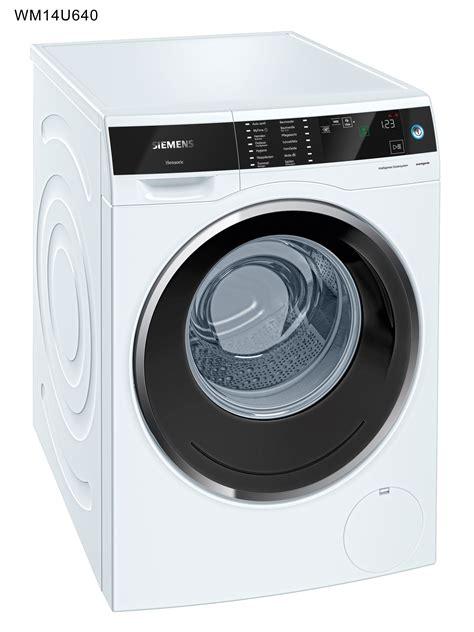 waschmaschine mit waschmittel siemens waschmaschine avantgarde wm14u640