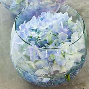 Centre De Table Mariage : vase boule et fleur unique pour centre de table de mariage ~ Melissatoandfro.com Idées de Décoration