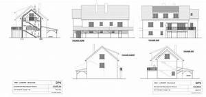 permis de construire lucarne avec vue With croquis d une maison 6 declaration prealable aux travaux
