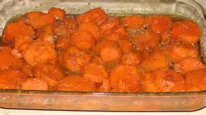grandmas thanksgiving sweet potato yams recipe food
