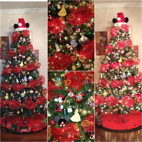 images  disney christmas tree  pinterest