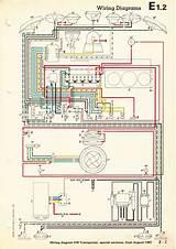 1968 Volkswagen Type 2 Wiring