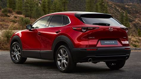 All New Mazda Cx-30 Experience
