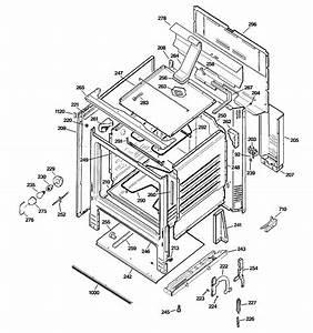 Ge Jbs56dm2ww Electric Range Parts