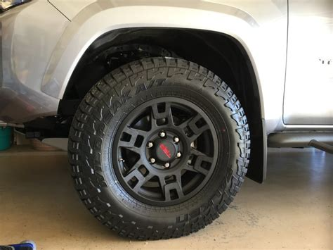 runner trd wheels fit  generations page