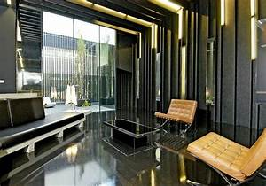 small lobby design ideas | ... Lost House – Modern ...