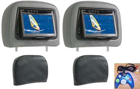 myron  davis headrest monitors atlightavcom