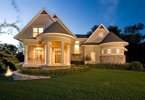 Unique Home Plan with Photos 20094GA Architectural