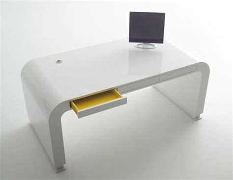 contemporary computer desk white white home office furniture modern white computer desk