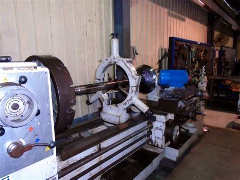Workshop Refurbishment Of Engine Parts