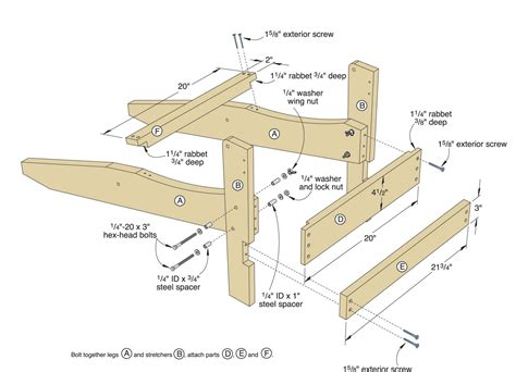 wood working plans shed plans   folding