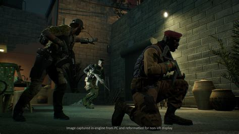 firewall zero hour ps4 vr psvr game playstation screenshots shooter games shooters code plus screen reveals weekend members genre androidcentral