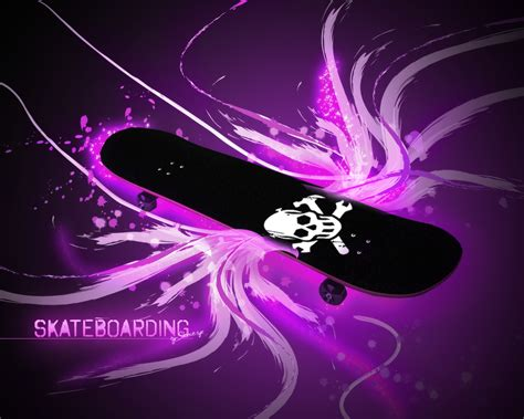 16 Crazy Cool Wallpapers For Skateboarders