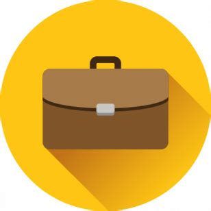 11967 briefcase icon flat briefcase flat vector icon department of chemistry