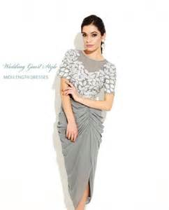 wedding guest style midi length dresses fly away weddbook - Midi Dresses For Wedding Guest