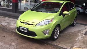 Ford Fiesta Kinetic Design Titanium 2012