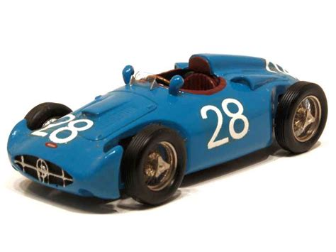 These pictures of this page are about. Bugatti - Type 251 GP Reims - Retro Bolide - 1/43 - Autos Miniatures Tacot
