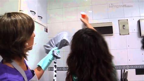 mision impecable limpiar azulejos de la cocina youtube