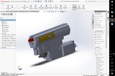 production  airsoft cad files  community