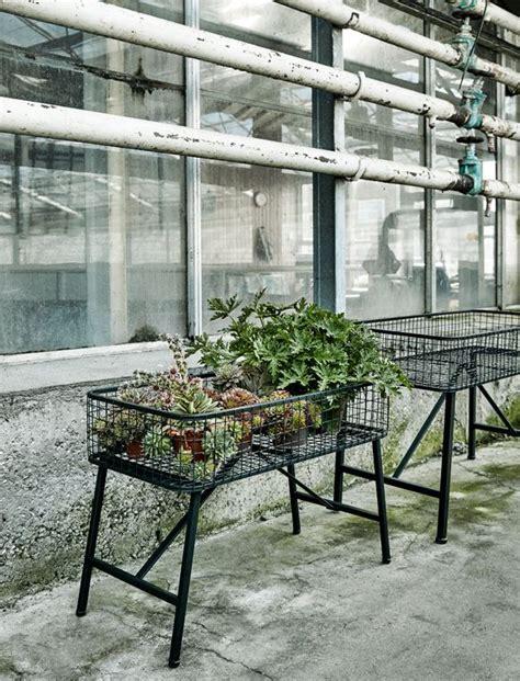 blumentöpfe groß draußen toller pflanzkorb auf quot f 252 223 en quot ideal f 252 r den balkon oder am gartenh 228 usschen zum bepflanzen