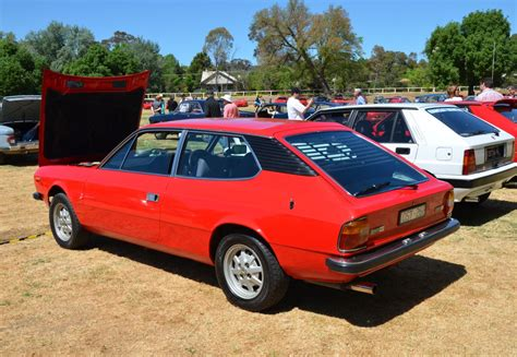 Car Show Classic 2018 Lancia Rally At Castlemaine Part 1