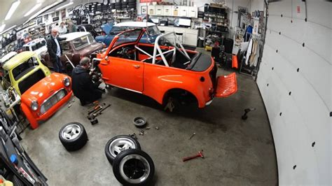Are Mini Coopers Fast by Fast Classic Mini Cooper Roadster Tuning