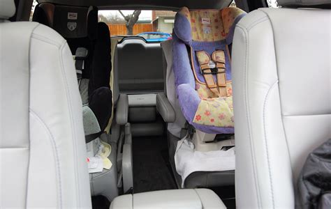 which 2015 suvs second row captains seats autos post
