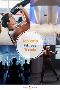 Lifestyle Trends 2018 : top 8 fitness trends for a fitter 2018 life by daily burn ~ Eleganceandgraceweddings.com Haus und Dekorationen