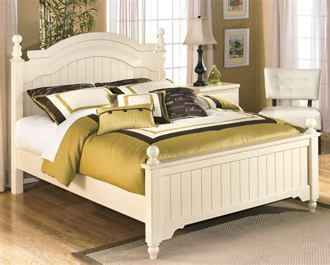 white queen size poster bed furniture stores chicago