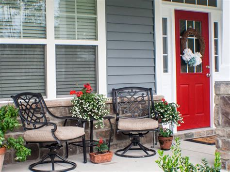 Decorating Ideas For Front Porch by Front Porch Decorating Ideas From Around The Country Diy