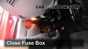 Fuse Box On 2008 Dodge Avenger