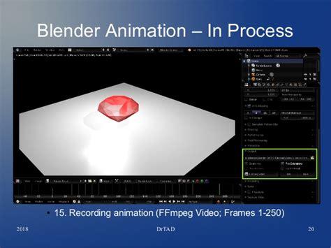 Drtad Blender Tutorial Animation Basics