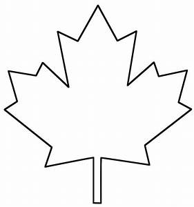 How To Draw A Canadian Maple Leaf - ClipArt Best - ClipArt ...