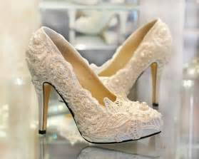 chagne colored wedding shoes 2013 white lace wedding shoes unique wedding shoes in handmade on etsy 159 00 accessories