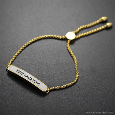 print  write     bracelet wishes greeting card