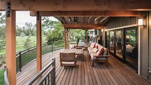 Design Your Dream Backyard 15 Brilliant Transitional Deck Designs To Make Your