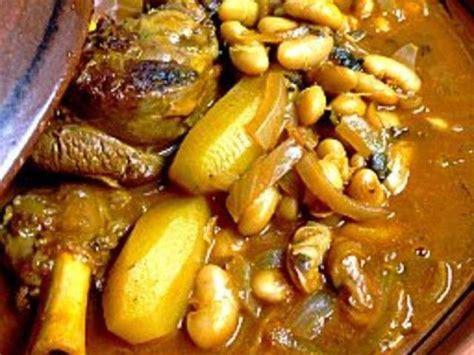 cuisine kabyle en recettes de haricots blancs et haricots 18