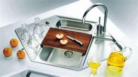 small kitchen with corner sink 15 cool corner kitchen sink designs home design lover 8103