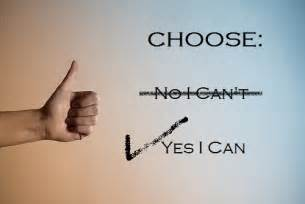 Image of Yes I Can Do Attitude
