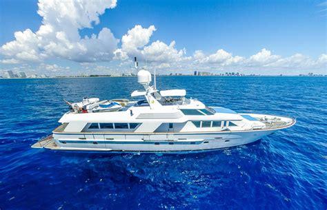 Boat Financing Ft Lauderdale by 1991 Hatteras Motor Yacht Power Boat For Sale Www