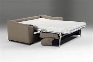 genuine real leather sofa bed living room couch sofa bed With sofa bed with real mattress