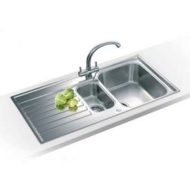 kitchen sink franke franke ascona sink one and a half bowl drainer kitchen 2719