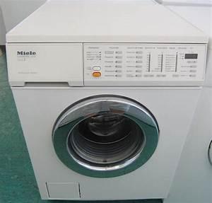 Waschmaschine Maße Miele : super waschmaschine miele novotronic w 941 wps in berlin ~ Michelbontemps.com Haus und Dekorationen