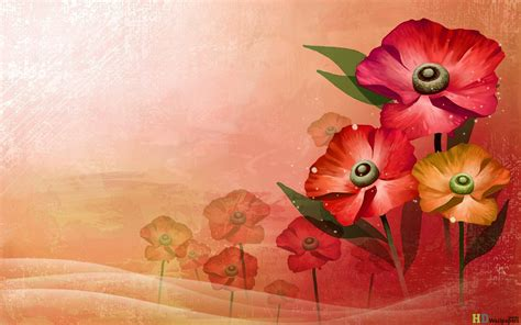 Beautiful Animated Flowers Wallpapers - beautiful background wallpaper wallpapersafari