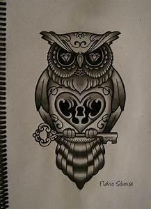 Owl Tattoo | Free Tattoo Pictures